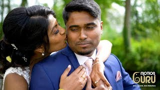 Hochzeit Tamil Civil Marriage Part I - Wedding Highlight | Segar Weds Dajana