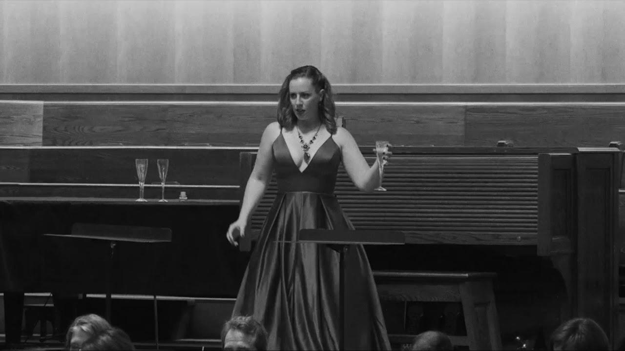 'É strano...Ah! fors'é lui...Sempre libera' La Traviata - Verdi Kathleen Morrison, soprano