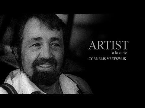 ARTIST á la carte -  om CORNELIS VREESWIJK