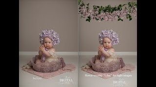 Adding digital overlays to photographs