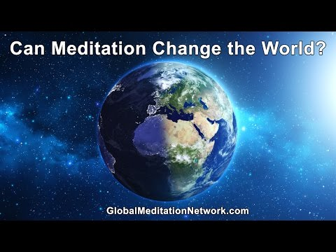 The Individual and Global Benefits of Meditation