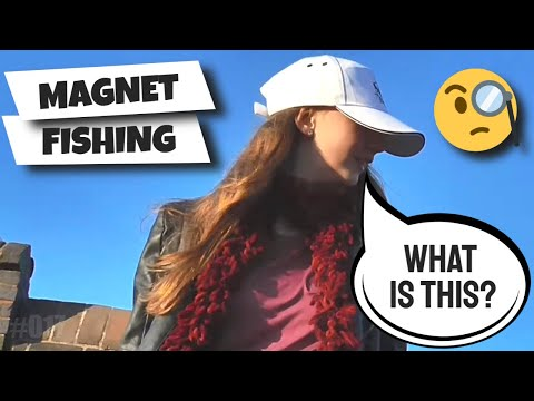 Magnet Fishing #016 What Is Dis?
