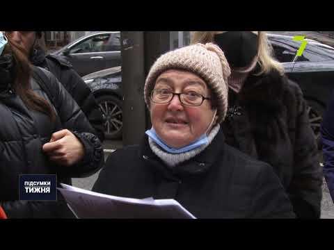 Новости 7 канал Одесса: Одесити мітингували проти руйнування історичної будівлі на Рішельєвській, 47