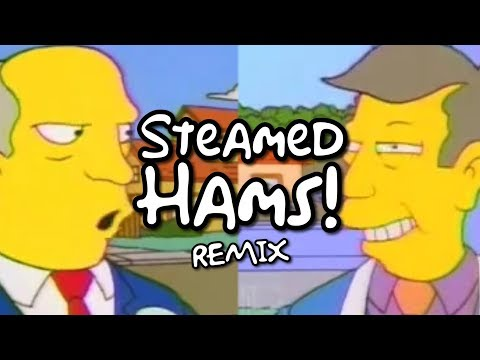 Steamed Hams but it's an EPIC music remix