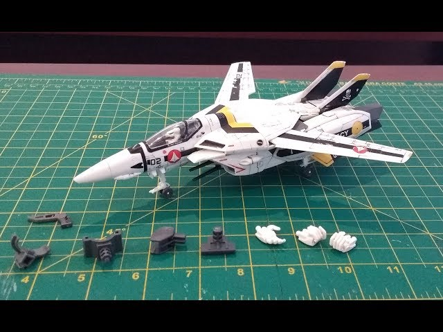 Toys & Hobbies Macross Vf-1 Battroid Vakyrie 1/72 Scale By Hasegawa Jp Excellent Quality