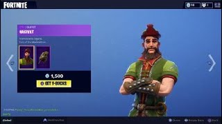 NEW HACIVAT SKIN! - Fortnite Item Shop (September 13)