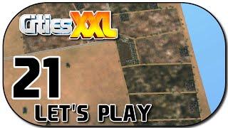 Let's Play Cities XXL Deutsch Part 21 Deponia lässt grüßen