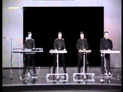 Kraftwerk - Das Model (The Model) (1982) HD 0815007
