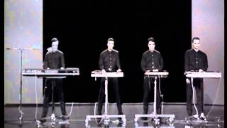 Kraftwerk - Das Model (The Model) (1982) HD 0815007