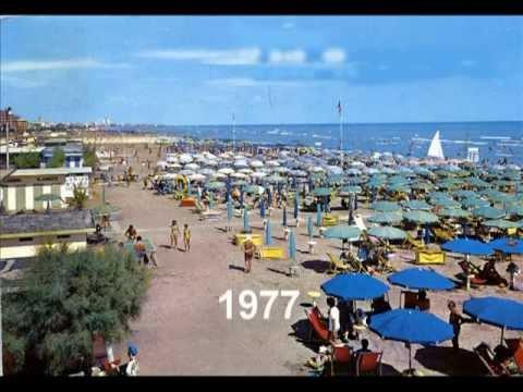 PINARELLA DI CERVIA - Sviluppo balneare dal 1950 - YouTube