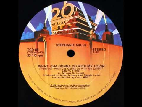 Stephanie Mills - Whatcha Gonna Do With My Lovin' (Dj ''S'' Bootleg Extended Dance Re-Mix)