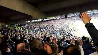 Manchester City Fans Singing After David Silva Winner Vs West Ham At Home