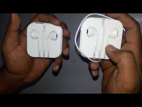 apple-earphones-:-original-vs-fake-from-gaffar-market