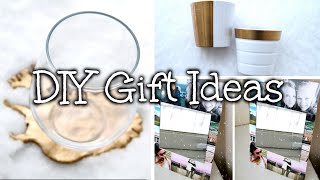 DIY Holiday Gift Ideas! For Friends, Family, Loved Ones etc! Thumbnail