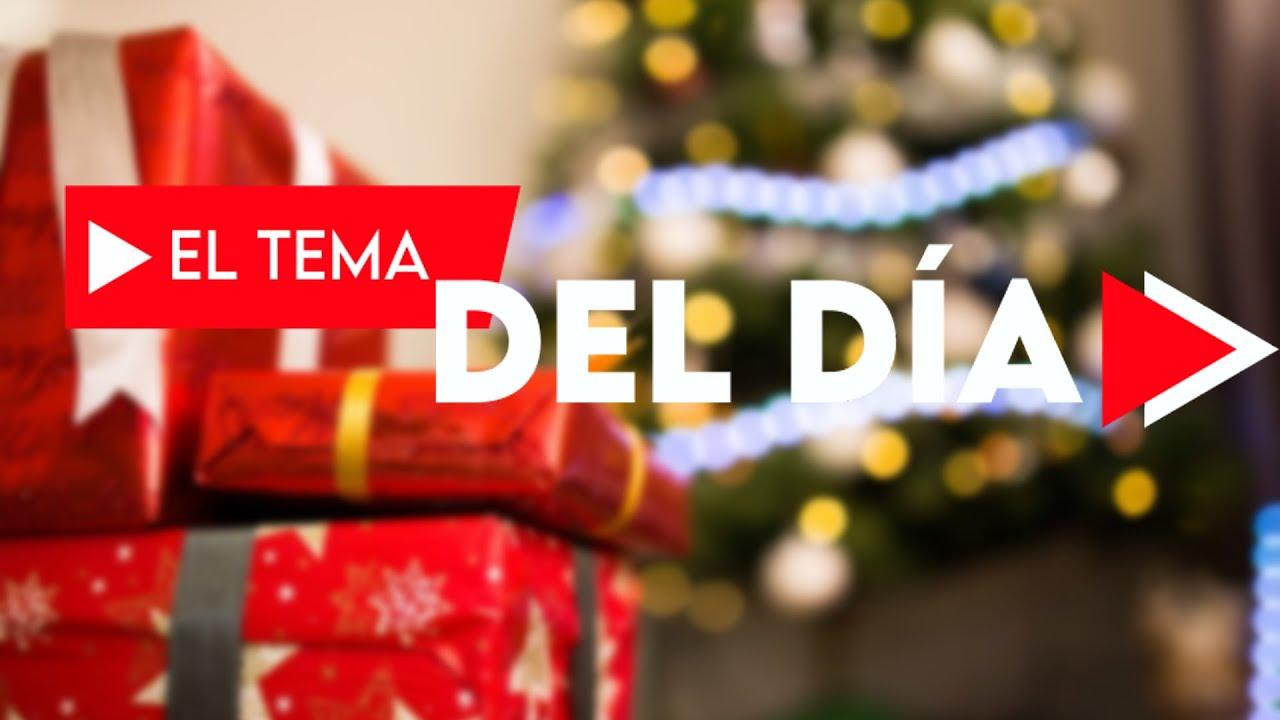 Tema del Día - miércoles 23 de diciembre