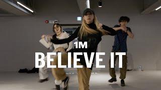 PARTYNEXTDOOR & Rihanna - BELIEVE IT / Isabelle Choreography