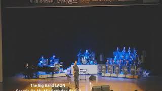 3회 The Big Band LAON   Georgia On My Mind Marlon Boone