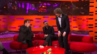 The Graham Norton Show S12E12 Quentin Tarantino, James McAvoy, Alan Davies, Emeli Sande Yo