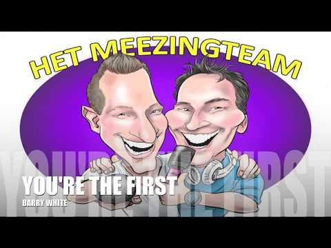 The first - Barry white/ Het Meezingteam Karaoke