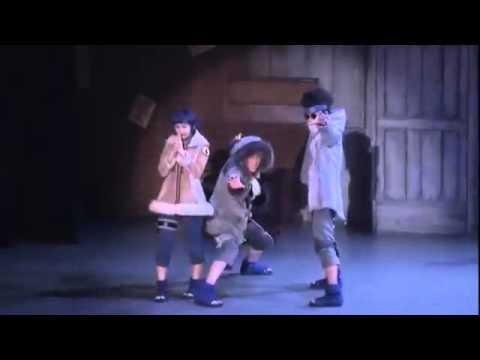 Flow - Hikari Okiete (Naruto LIVE Spectacle)