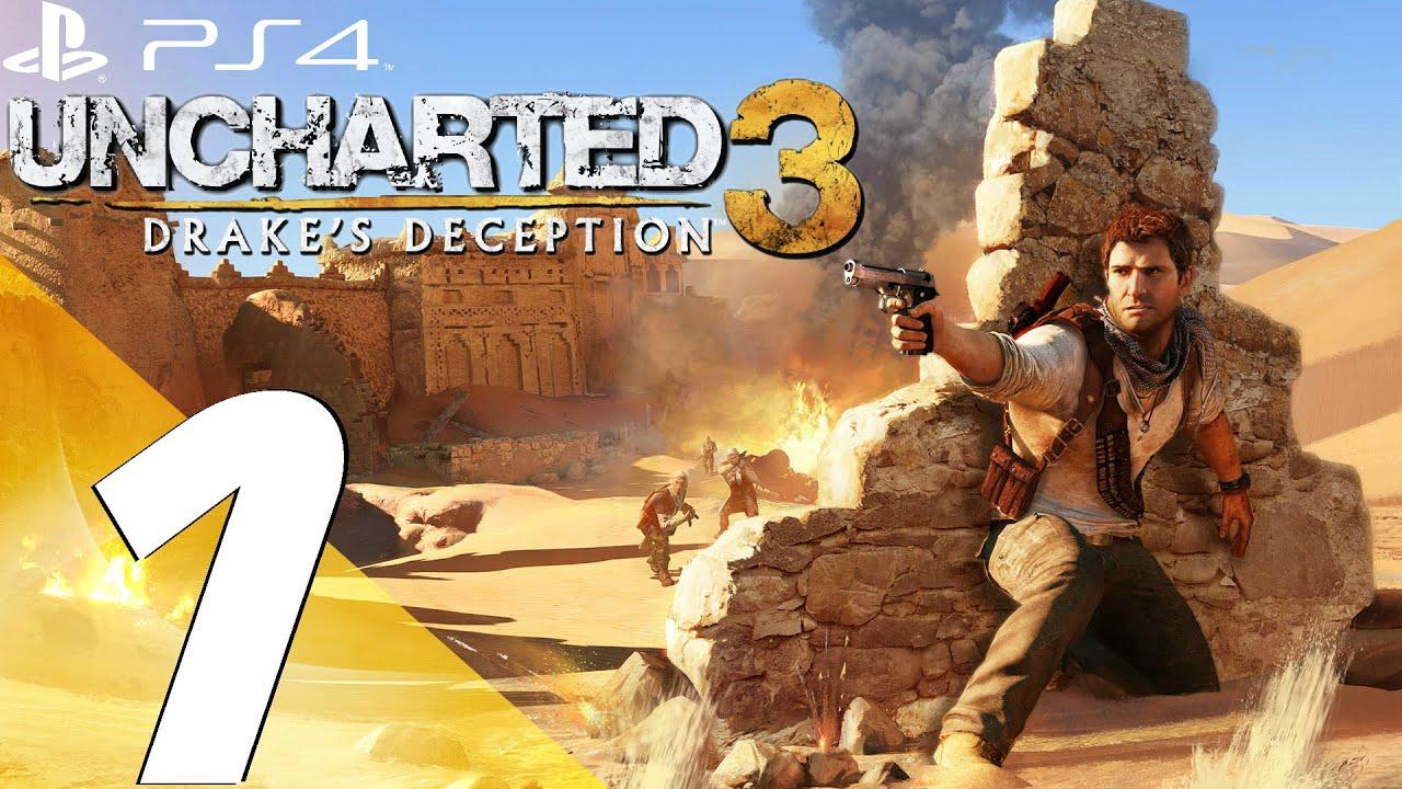Uncharted 3 Drake's Deception PS4 - Walkthrough Part 1 ...