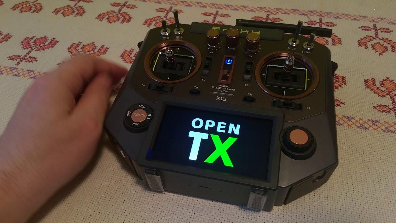 Final OpenTx 2 2 1 for FrSky Horus X10(S)!