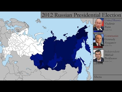 2012 Russian Presidential Election