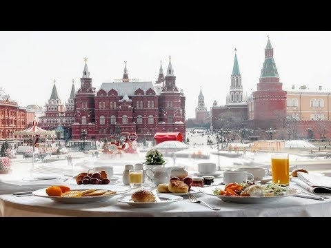 Top10 Recommended Hotels In Moscow, Russia