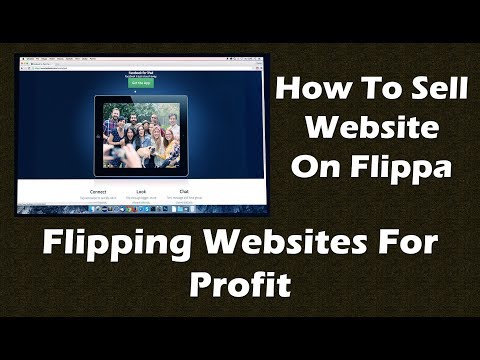 How To Sell Website On Flippa - WordPress Blog & Sites Also For Profit ?