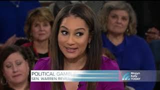 NBC's Today Show Ridicules Elizabeth Warren's Failed Attempt To Prove She's Native American
