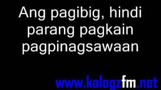 Pag Ibig   Yeng Constantino Lyrics