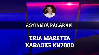 Download Karaoke Asyiknya Pacaran Tria Maretta Mix Cover Keyboard KN7000