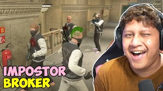 JADI IMPOSTOR BROKER - GTA V FFA COMPETITIVE #3