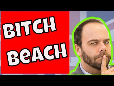 O que é go to the beach em ingles