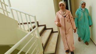 بغينا رأيكم🤗 أخيرا نادية بنت لالة حادة ستخرج من بيت الكراء