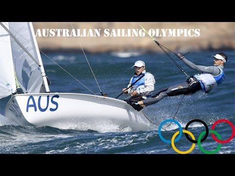 Sailing of Australia Team - Olympics 2016 | Sailing