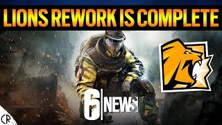 Lions Rework is Complete - 6 Invitationals - 6News - Tom Clancy