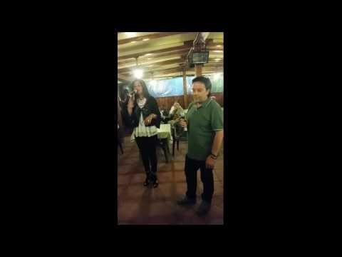 Pizzeria Arlecchino Fuorni Karaoke Davide Live Youtube