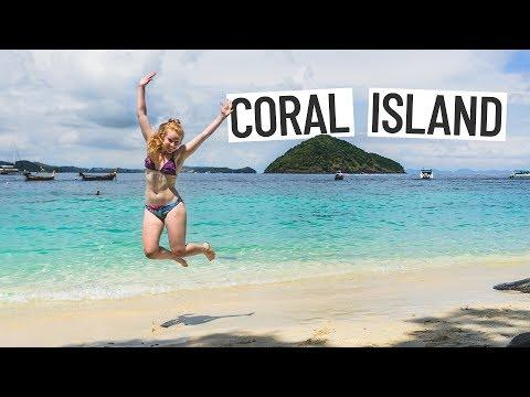 AMAZING ISLAND SNORKELING IN THAILAND! (GoPro Session) + Phuket Villa Tour 😍
