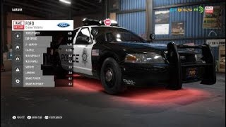 Need for Speed™ Payback - Cop Car Speed Test
