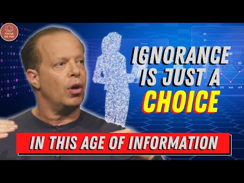 Joe Dispenza: In the age of information, ignorance is a choice❗ (Great time to be ALIVE❗)