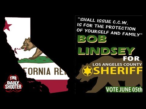 CCW In Los Angeles County!!! Bob Lindsey For Sheriff