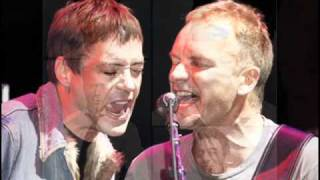 Robert Downey Jr & Sting - Every breath you take