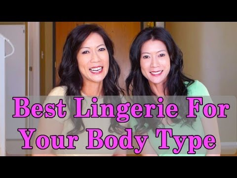 The Best Lingerie For Your Body Type Beautyconsultants Ava Tai Arlene Tai