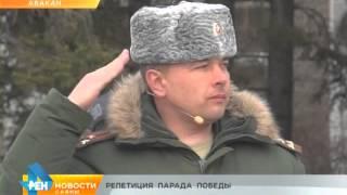 09 04 2015 Репетиция парада Победы(, 2015-04-09T12:53:39.000Z)