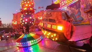 Break Dancer Das Original - Dreher/Vespermann (Onride) Video Osterkirmes Bochum 2019 thumbnail