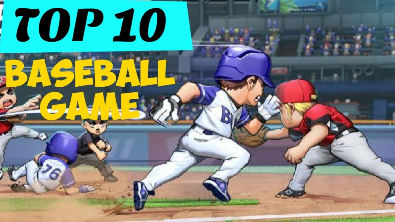 Download Top 10 Best BASEBALL Games for Android 2020   HIGH GRAPHICS