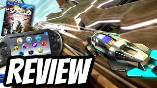 WipEout 2048 Playstation Vita REVIEW (PS VITA) HD Gameplay