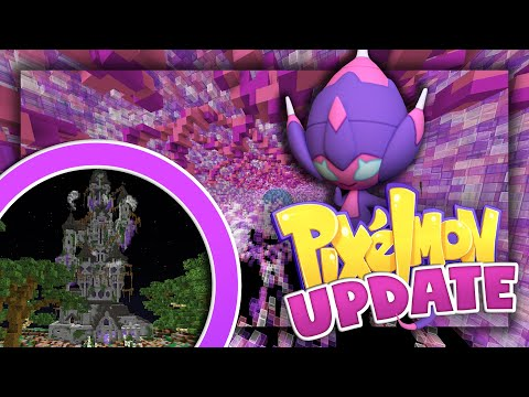 Dream Realm Is Now Live! *New*  | Pixelmon Server | Pokecentral.org
