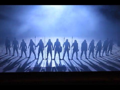 ქართველ მეომართა ცეკვა  Kartvelian Warriors Dance  Tанец Картвелских Воинов!